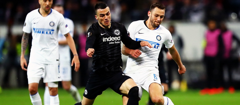 Inter Milano - Eintracht Frankfurt. Ponturi pariuri sportive Europa League