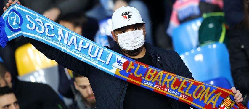 Algunos clubes italianos ya asumen la idea de acabar la temporada