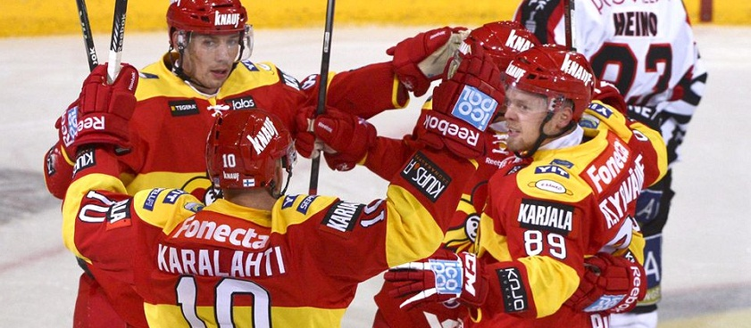 Jokerit - Sochi I Un meci cu o favorita clara