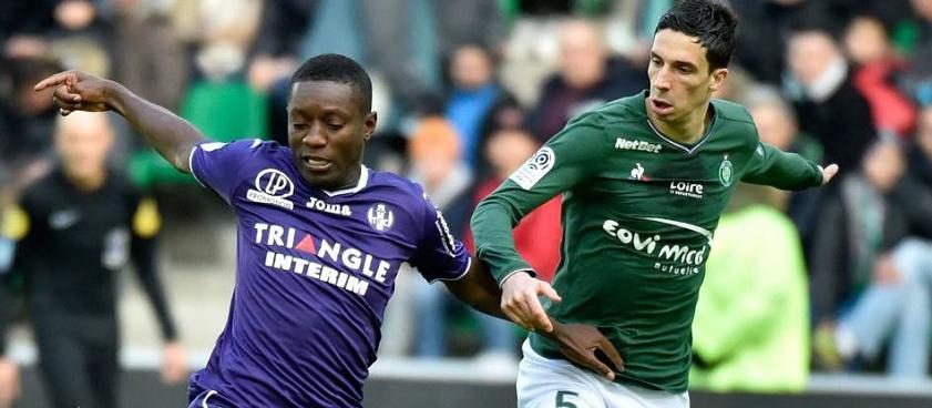 Toulouse - Saint Etienne: Pontui pariuri Ligue 1