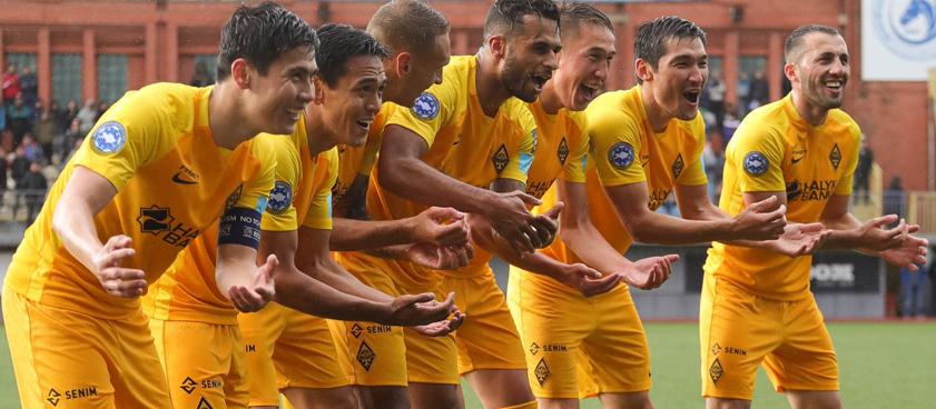 «Кайрат» – «Жетысу» + «Атырау» – «Актобе»: экспресс на футбол от Ермухамеда Маулена