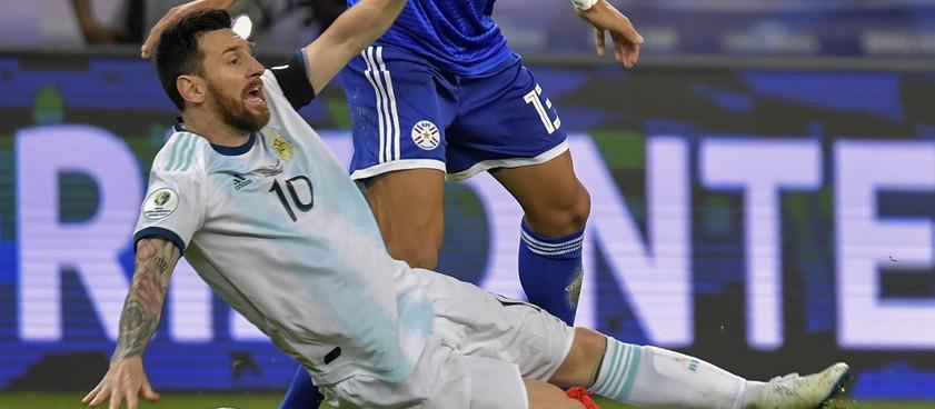 Катар – Аргентина: прогноз на матч Кубка Америки 2019. Провал «альбиселесте»