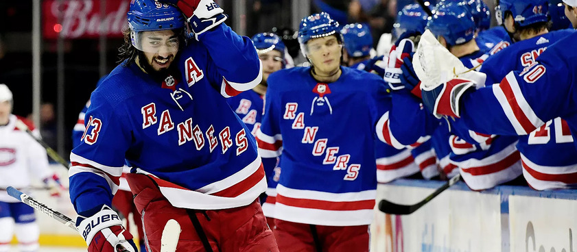 Прогноз на матч НХЛ «Рейнджерс» - «Айлендерс»: повторится ли шоу Панарина?