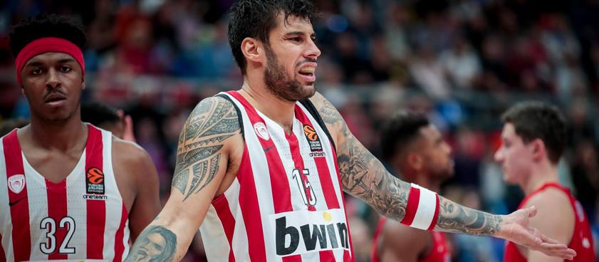 «Олимпиакос» – «Фенербахче»: прогноз на баскетбол от Kawhi2