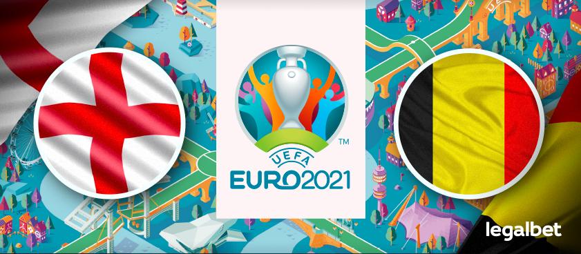 Евро-2020: Англия и Бельгия остались фаворитами после переноса турнира