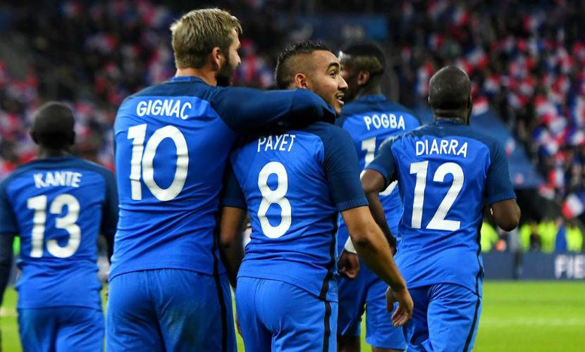 Euro 2016: Deschamps ar putea odihni unii jucatori in meciul cu Albania