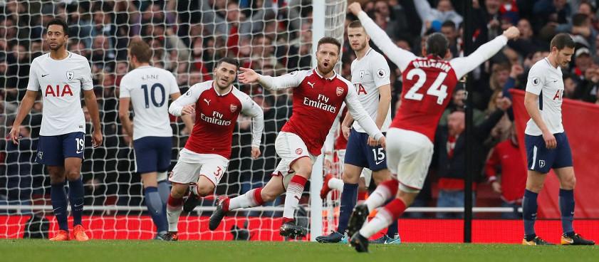 Pronóstico Arsenal - Tottenham, Premier League 2018