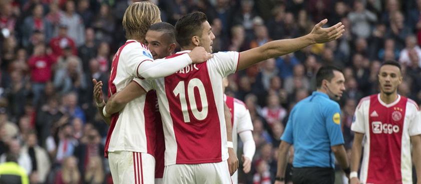 Benfica - Ajax. Pronosticuri Champions League