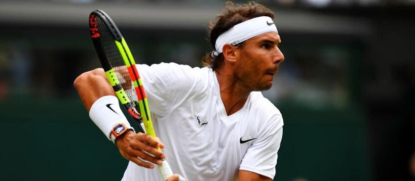 Rafael Nadal - Sam Querrey. Predictii Sferturi de finala Wimbledon 2019