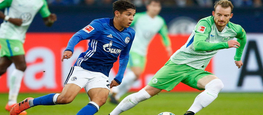 WFL Wolfsburg - Schalke 04. Pontul lui Nica