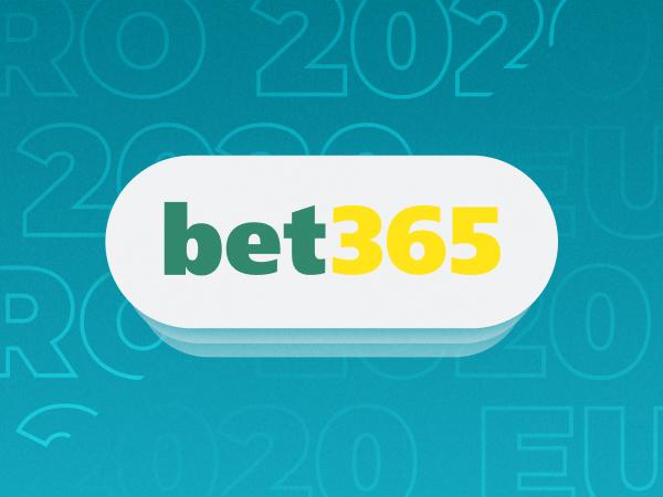 Legalbet.es: Apuestas y cuotas en Bet365 para la Eurocopa 2020 (2021).