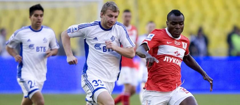Spartak Moscova - Dinamo Moscova. Pontul lui IulianGGMU