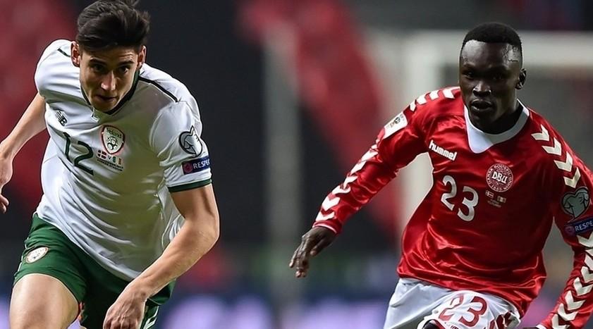 Прогноз на матч квалификации ЧМ Ирландия - Дания