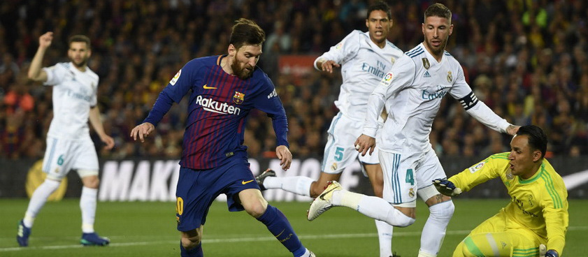 Real Madrid - FC Barcelona. Predictii sportive Cupa Spaniei