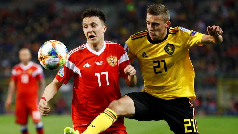 Россия - Бельгия и другие матчи субботы. Прогнозы и ставки на сегодня