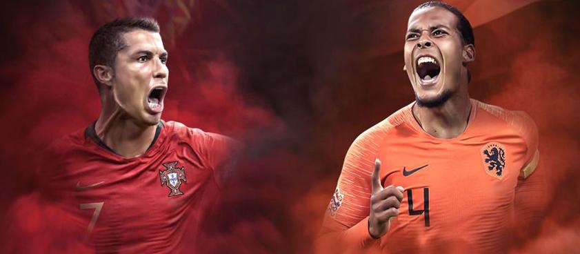 Португалия – Нидерланды: прогноз на финал Лиги Наций УЕФА. Кто получит новый трофей?