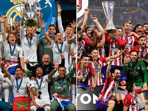 The Red: Суперкубок УЕФА. Таллин. Реал Мадрид - Атлетико Мадрид. Превью и прогноз на матч.
