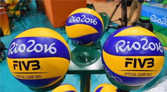 Россия - Бразилия. Волейбол Мужчины. Олимпиада. 1/2 финала.