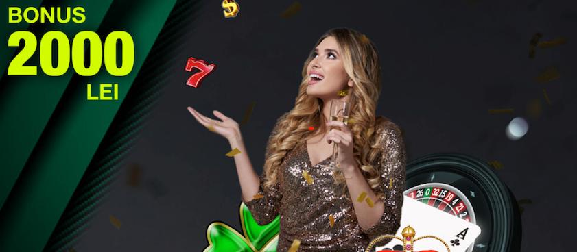 Distreaza-te in cazinoul Get's Bet cu pana la 2.000 RON pentru primele trei depuneri!