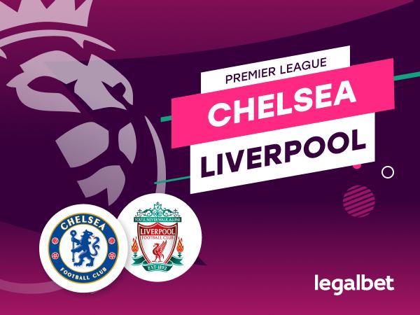 Antxon Pascual: Apuestas y cuotas Chelsea - Liverpool, Premier League 2020/21.