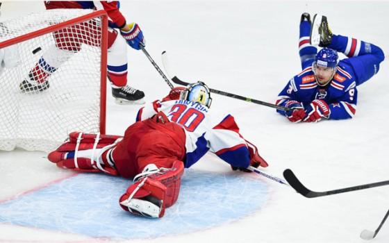 Хоккей в России 23.03.2017