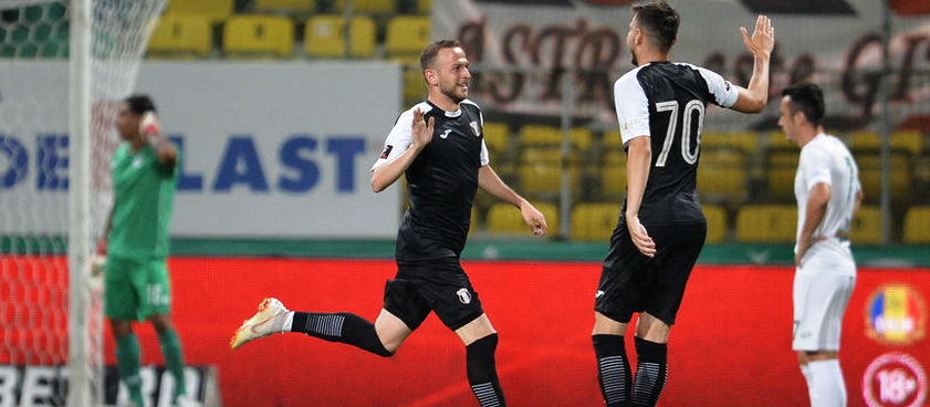 Astra Giurgiu - Concordia Chiajna: Pronosticuri Liga 1 Betano