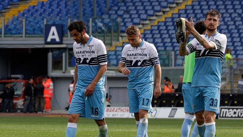Конец чемпионским амбициям «Лацио»