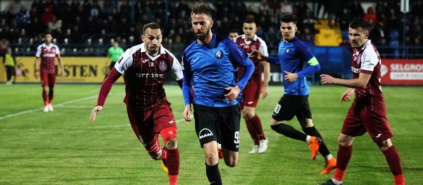 FC Viitorul - CFR Cluj: Ponturi Pariuri Liga 1 Betano