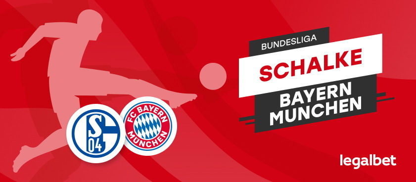 Schalke - Bayern Munchen: analiza si ponturi pariuri