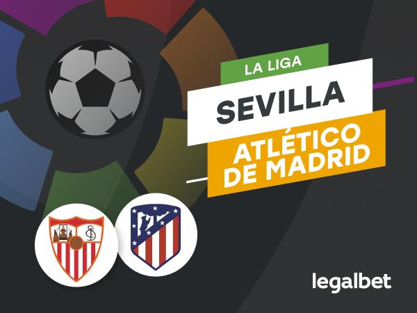 Antxon Pascual: Apuestas Sevilla - Atlético de Madrid.