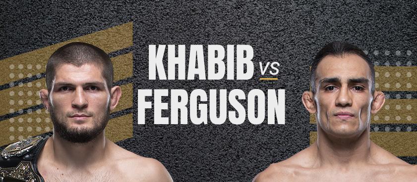Khabib Nurmagomedov vs. Tony Ferguson: Bets and Odds on the Main Fight UFC 249