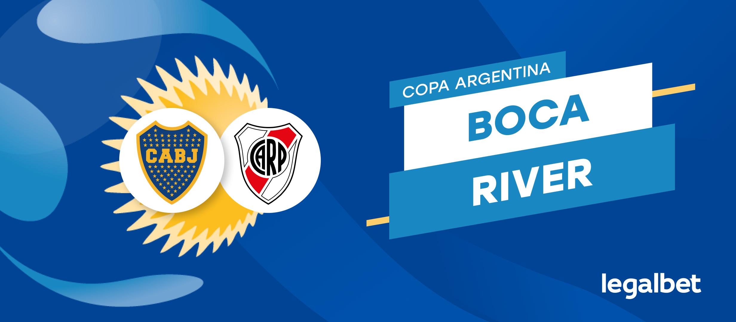 Previa y Analisis Boca - River, Copa Argentina 2021