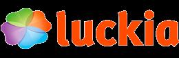 O logótipo da casa de apostas Luckia - legalbet.pt