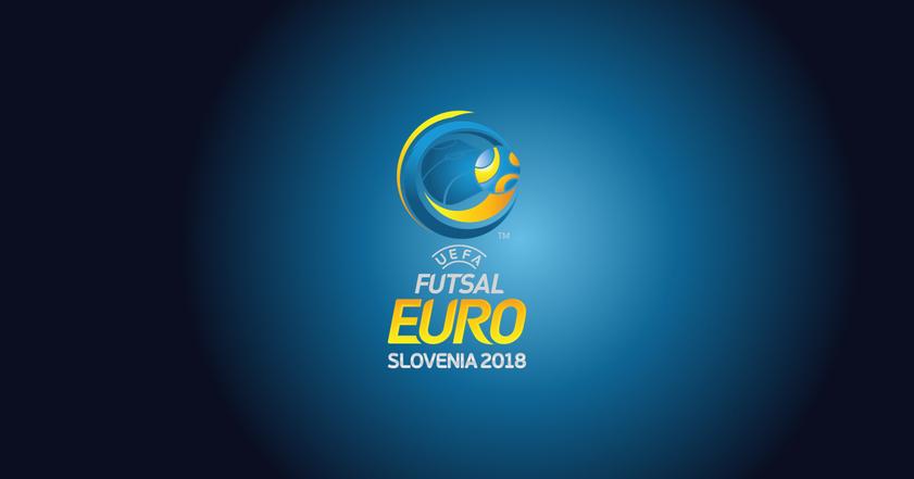Футзал. Евро 2018. Франция - Азербайджан, Румыния - Украина