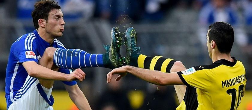 Schalke 04 - Dortmund. Pronosticuri Bundesliga