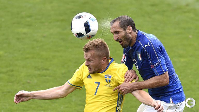 Прогноз на матч квалификации Чемпионата Мира Италия - Швеция