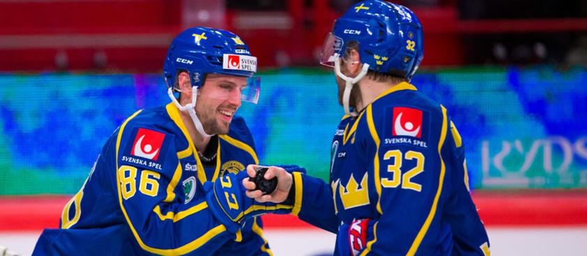 Швеция – Россия: уверенная победа шведов