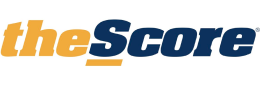 The logo of the sportsbook TheScore - legalbet.com