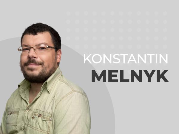 Konstantin Melnyk: Quality Assurance (QA) is a filter between development and production.