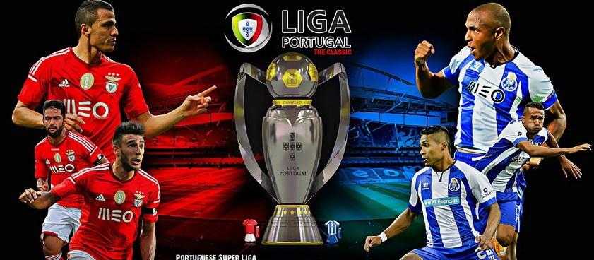 Benfica - FC Porto: Ponturi pariuri Primeira Liga