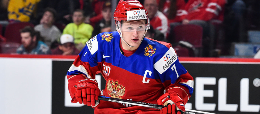 Россия – Швеция: прогноз на хоккей от Владимира Вуйтека