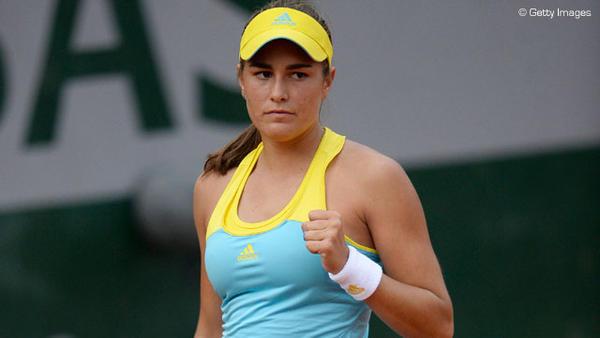 WTA Сидней. Возняцки – Пьюиг
