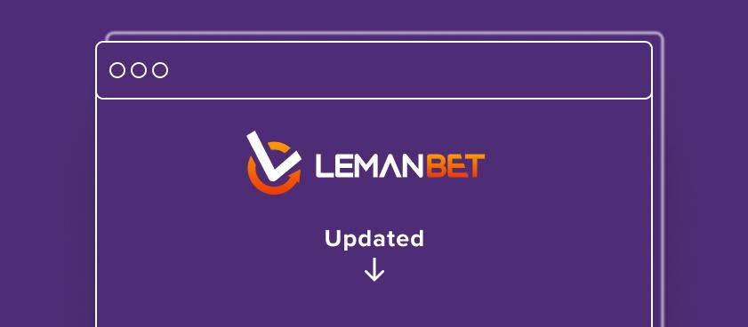 БК LemanBet сменила логотип и провела редизайн сайта