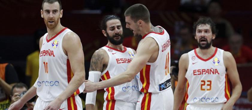Испания — Сербия: генеральная репетиция