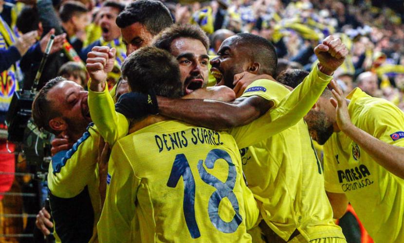 Villarreal - AS Monaco