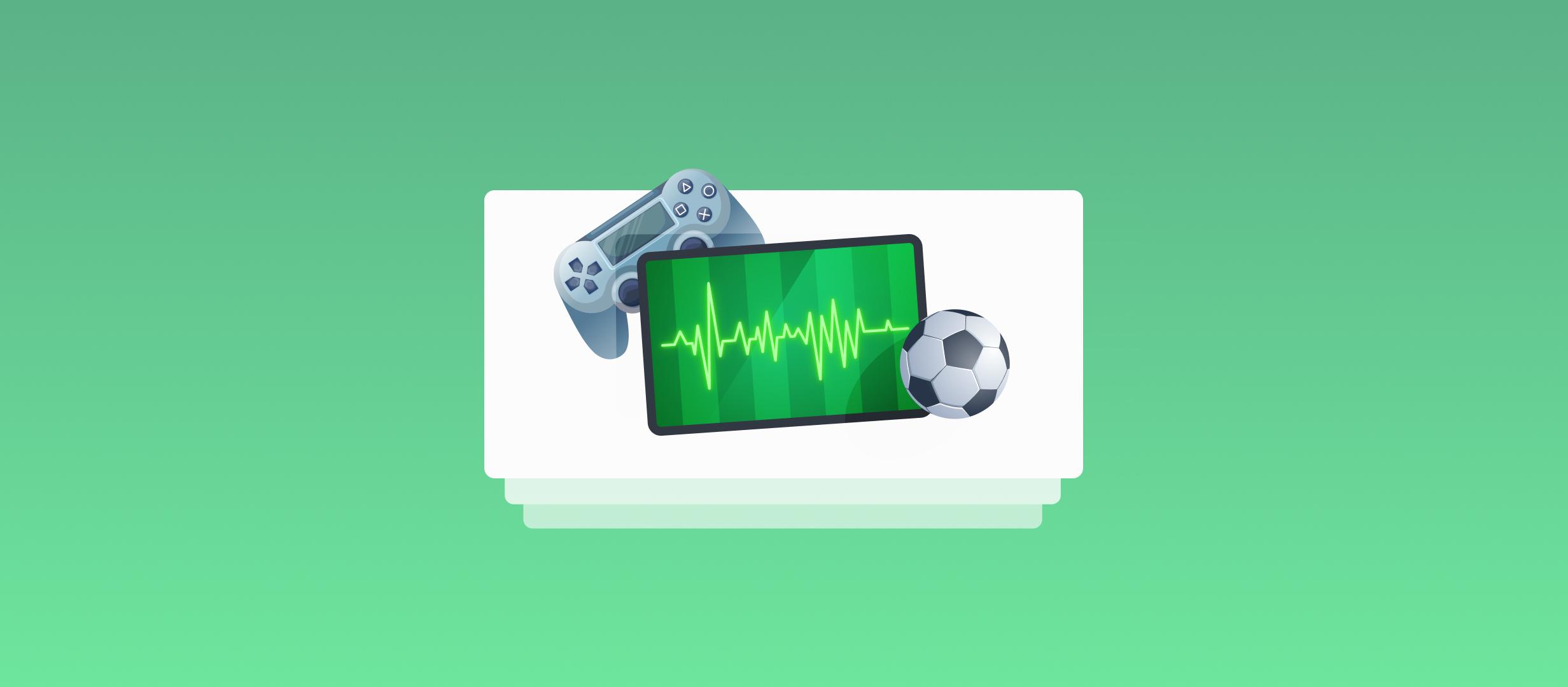 Во время трансляций ESportsBattle стало возможно следить за пульсом спортсменов