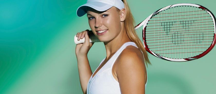 Каролин Возняцки – Полин Парментье: прогноз на теннис от гандикапера VanyaDenver