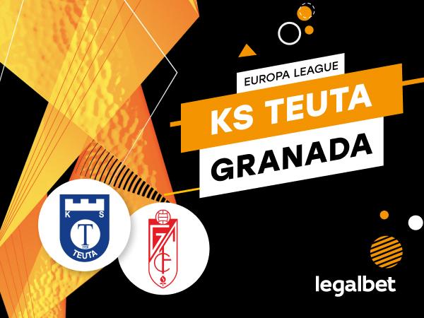 Antxon Pascual: Apuestas y cuotas Teuta - Granada, Europa League 2020/21.