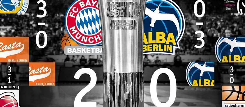 «Бавария» - «Альба» Берлин: прогноз на финал немецкой Лиги ББЛ. Столица не сдалась