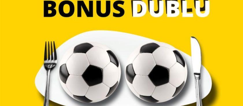 Biletul bonus dublu fotbal pentru 27-29 noiembrie 2018